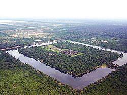 Angkor Wat tempelområde