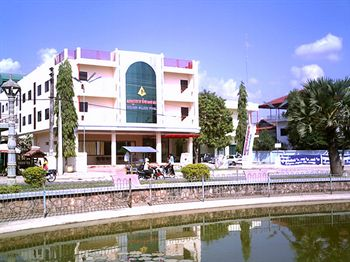 Golden Palace hotell battambang