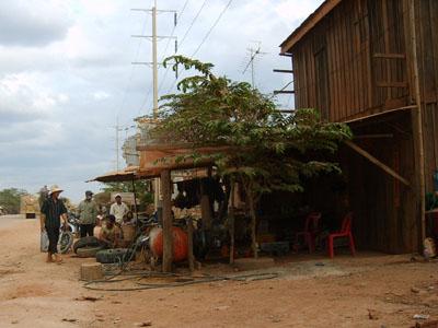 Kambodja Historia och folkmord