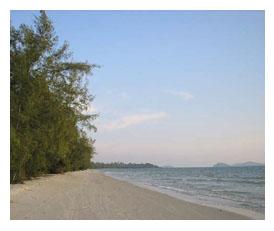 Strand Sihanoukville