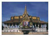 The Silver Pagoda Kambodja